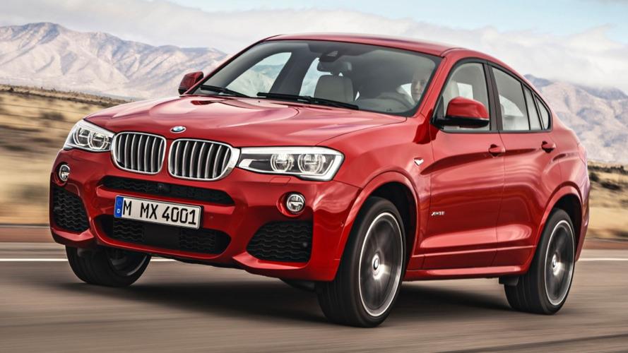 BMW convoca Série 4, X3 e X4 no Brasil por falha na direção elétrica