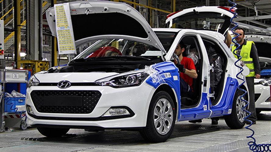 Hyundai'den Türkiye'de üretim atağı