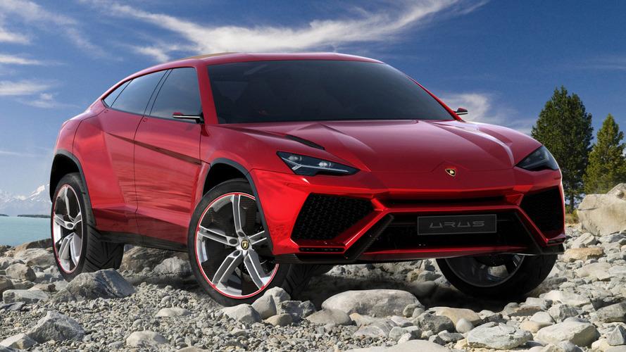 Urus é confirmado como primeiro Lamborghini híbrido plugin