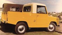 1966 Skoda Trekka