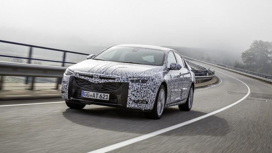 Opel revient à l'offensive en 2017 avec sept nouveaux modèles