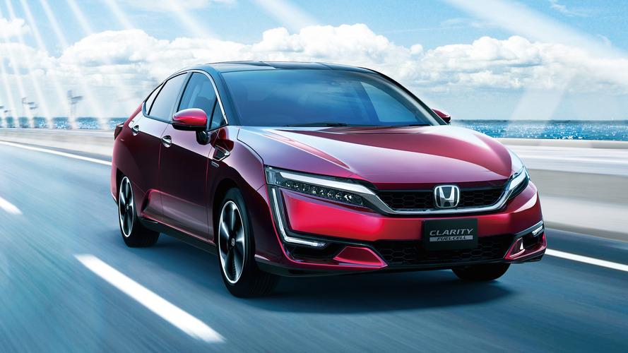 Honda e GM se unem para fabricar pilhas a combustível