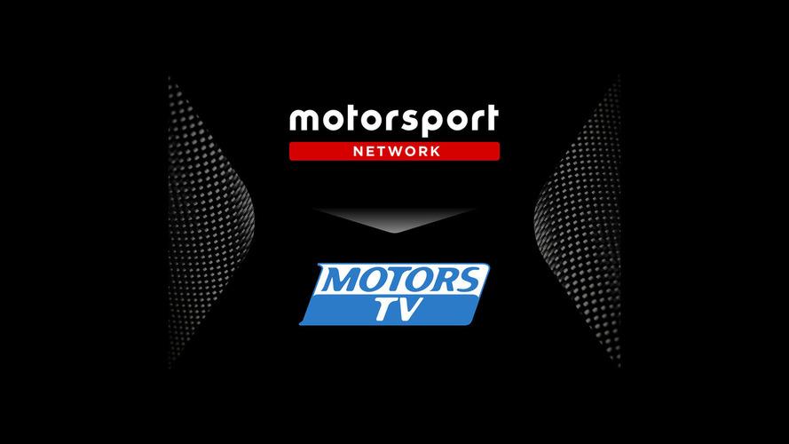 Motorsport Network acquires Motors TV