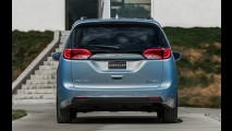 Chrysler Pacifica estreia tecnologia de carro autônomo da parceria FCA e Google