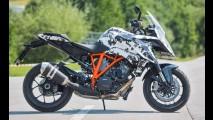 KTM antecipa a sport tourer Super Duke GT, rival da BMW S1000 XR e Ducati MultiStrada