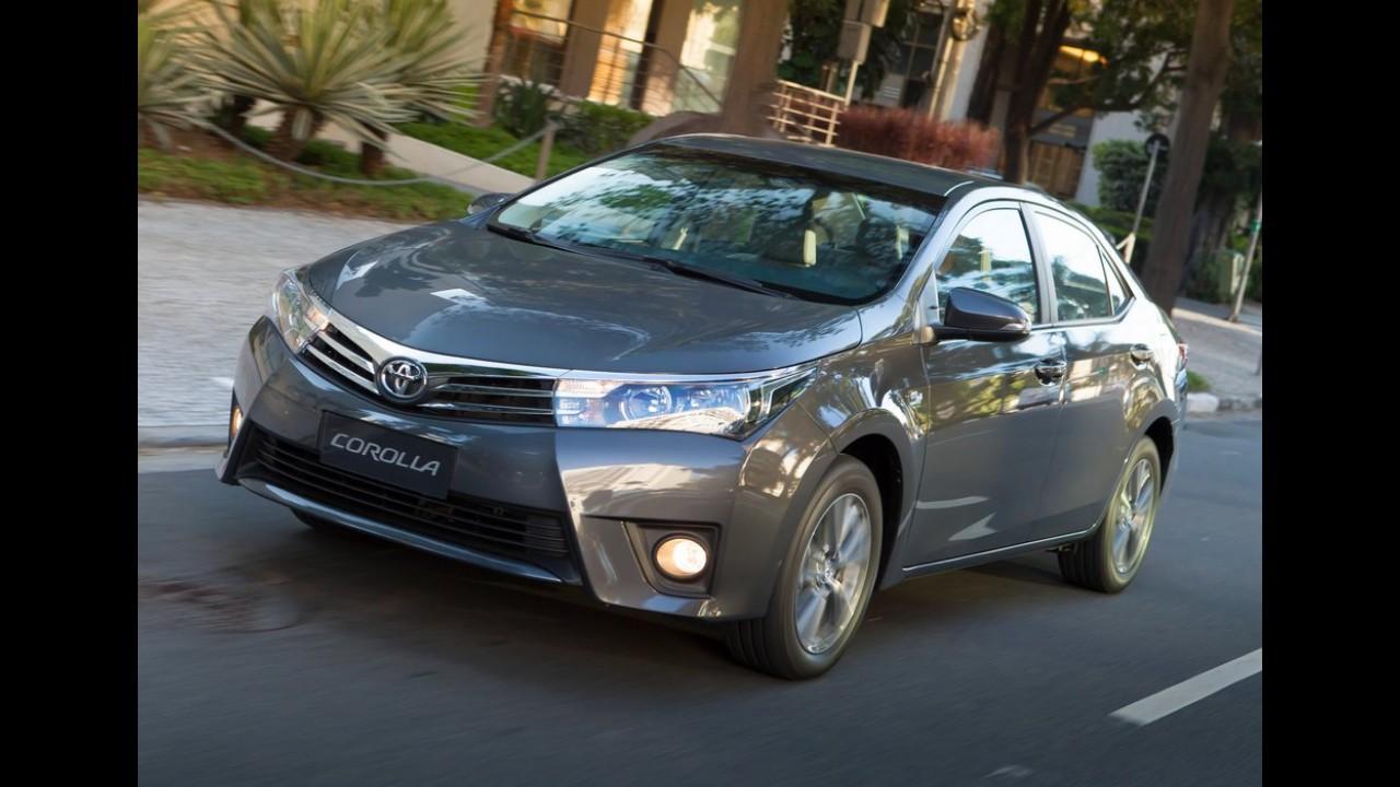 Mais vendidos PJ: Sandero encosta no Onix e Renegade lidera entre SUVs em julho