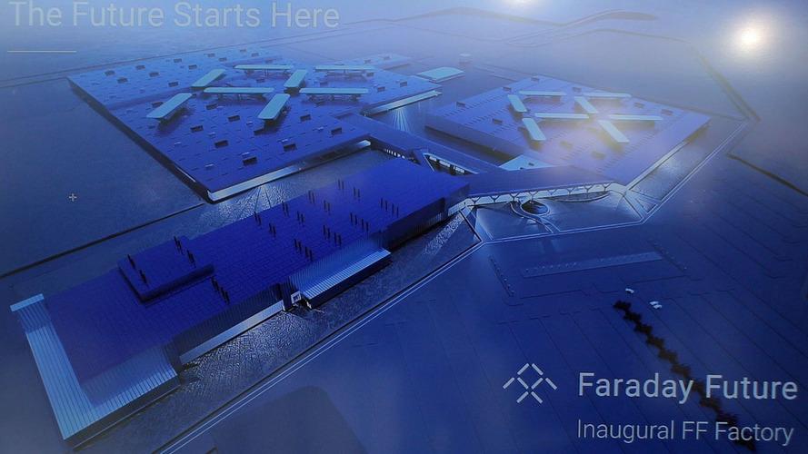 Faraday Future, Nevada fabrikasında küçülmeye gidecek
