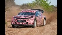 Após aparecer como carro de rali, novo Citroën C3 ganha projeção final
