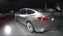 Com recorde de encomendas, Tesla Model 3 é um dos maiores lançamentos da história