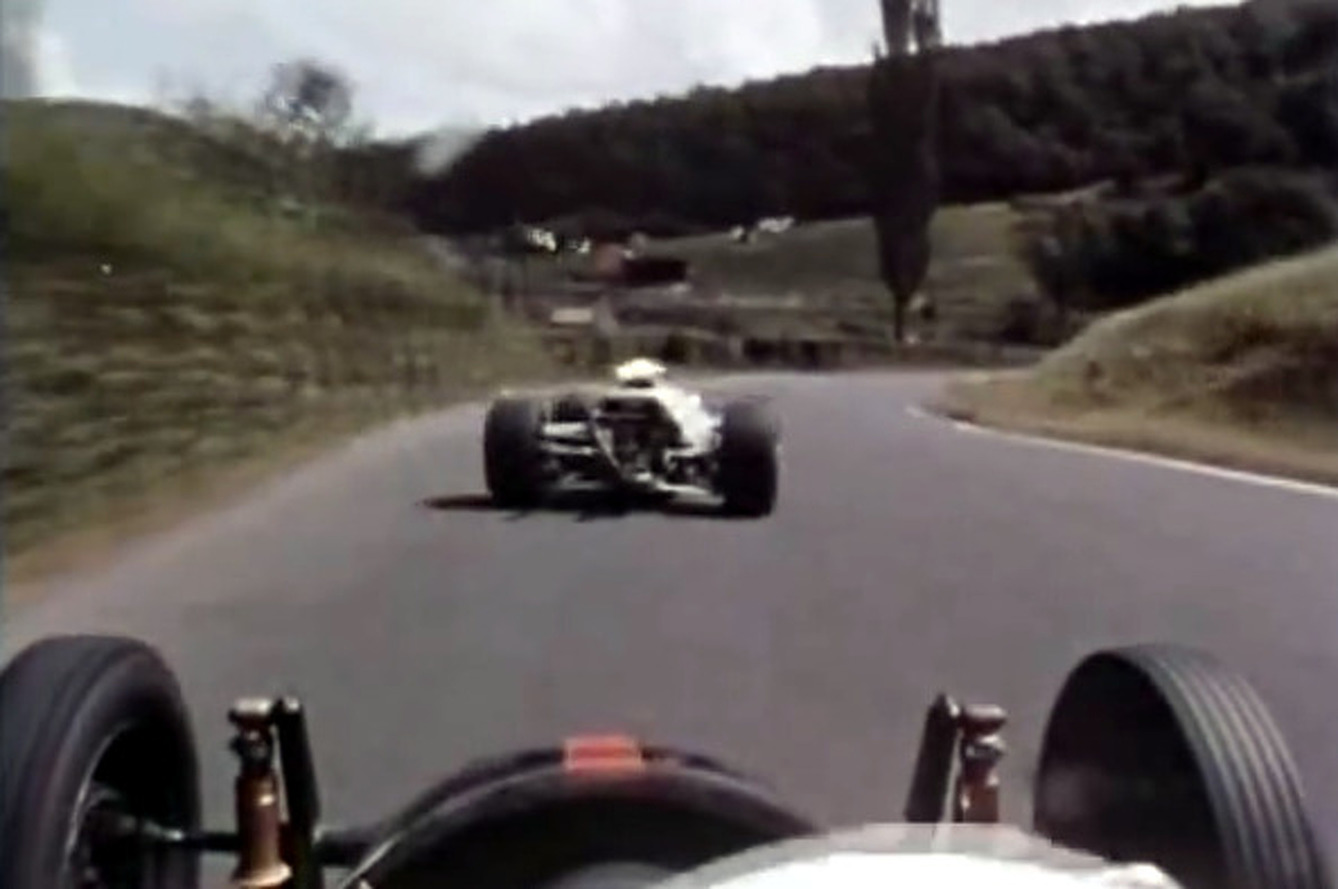1960 S F1 Dash Cam Of Nurburgring Is An Epic Chase Video
