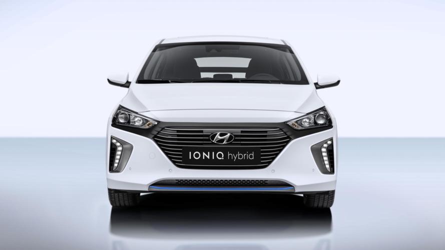 Hyundai Ioniq Birleşik Krallık fiyatları duyuruldu