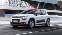 Citroen C3 uncovered with quirky cactus design