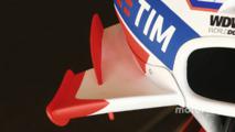 Ducati Team wings