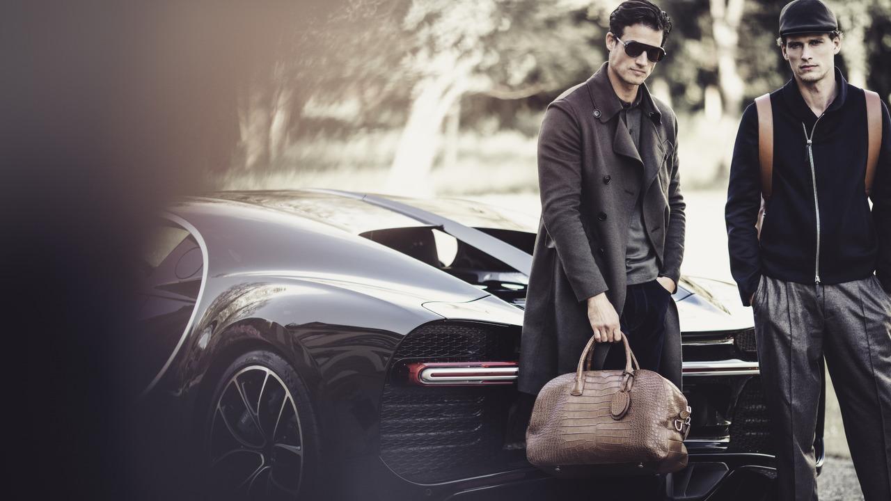 Giorgio Armani for Bugatti