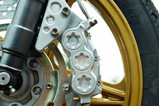 Custom Ducati Cafe Racer: Art on Two Wheels