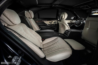 Unveiled: 2014 Mercedes-Benz S-Class