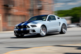 Need for Speed Readies Custom Shelby GT500 for Upcoming Film
