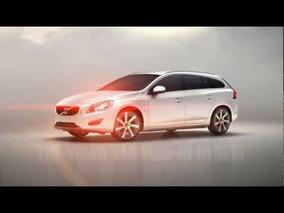 2012 Volvo V60 Plug-In Hybrid - Launch Movie
