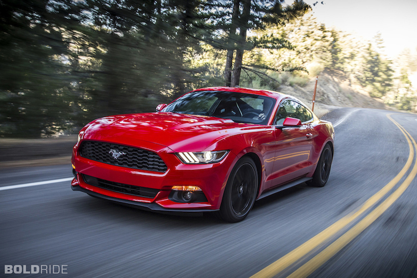 Is Ford Putting a Mustang On The World's Tallest Building?