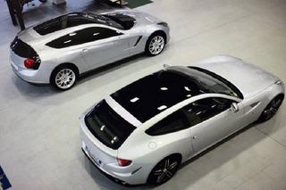 Ferrari'nin olası SUV'u