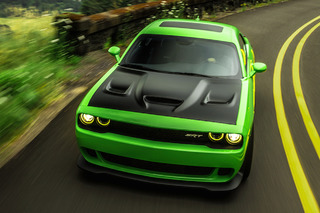 Guy Buys Challenger Hellcat and Immediately Totals It