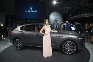 The Maserati Levante: Upholding a Legacy, Making a Bold Statement