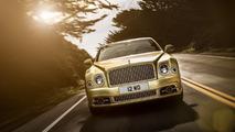 2017 Bentley Mulsanne Speed facelift