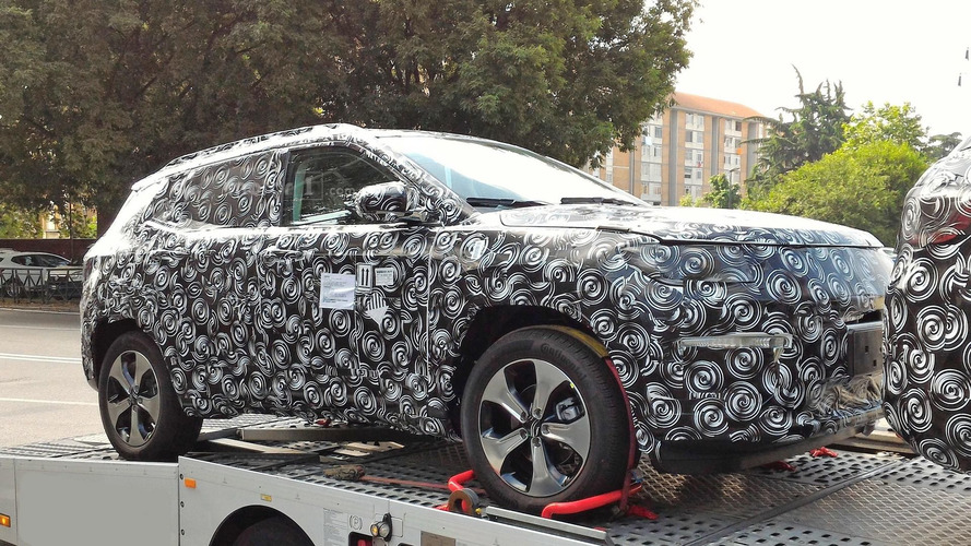 Jeep to start production of Compass, Patriot replacement in January 2017