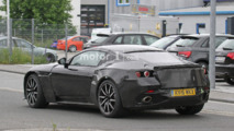 2018 Aston Martin Vantage spy photo
