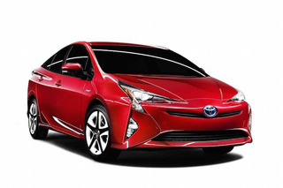 Green Car of the Year Finalists Announced