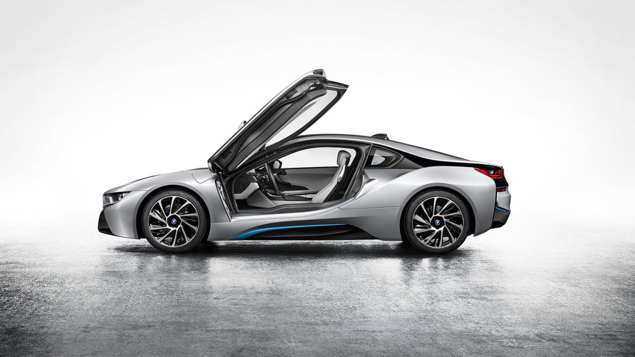 Tuner To Squeeze 800 Bhp V8 Engine Inside Bmw I8 Motor1 Com Photos