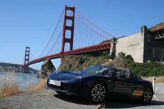 Around the World in 80 eDays: Tesla Roadster Completes Electric Drive Global Challenge