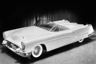 1953 Buick Wildcat I: The Dream Car That Beat the Odds