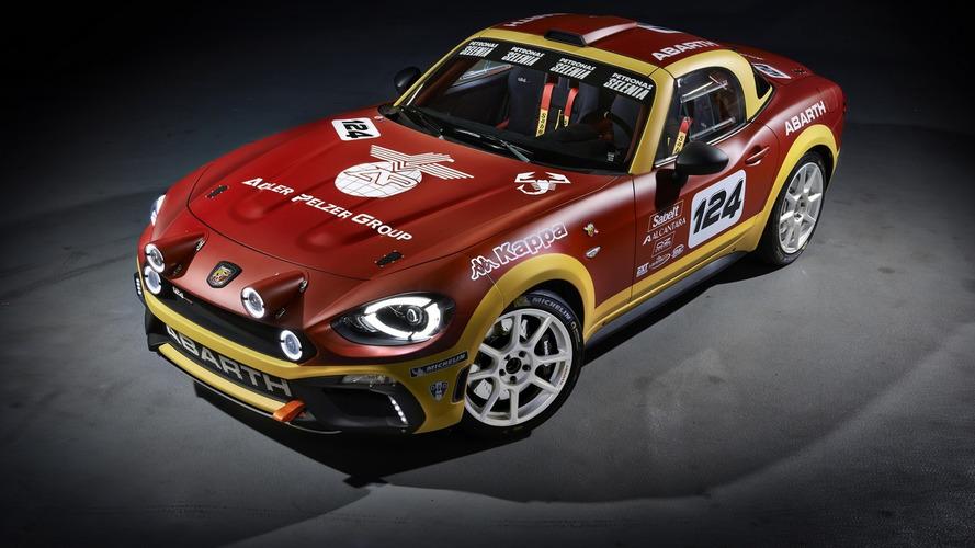Une version coupé pour la Fiat 124Spider?