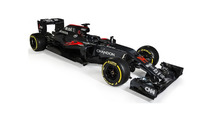 1:18 McLaren Honda MP4-31 Jenson Button 2016 F1 car