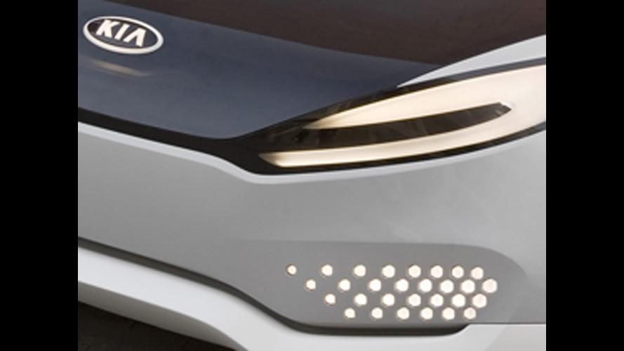 Kia Ray Concept: il secondo Teaser