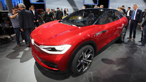 Volkswagen I.D. Crozz II  konsepti