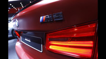 2018 BMW M5 live in Frankfurt