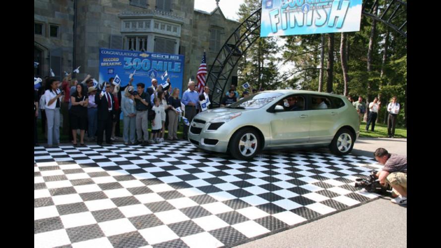 Chevrolet Sequel: 450 km ad idrogeno!