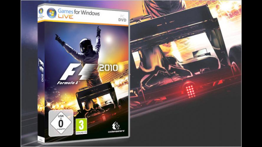 PC-Rennspiel F1 2010 im Test: Spaß für jedermann