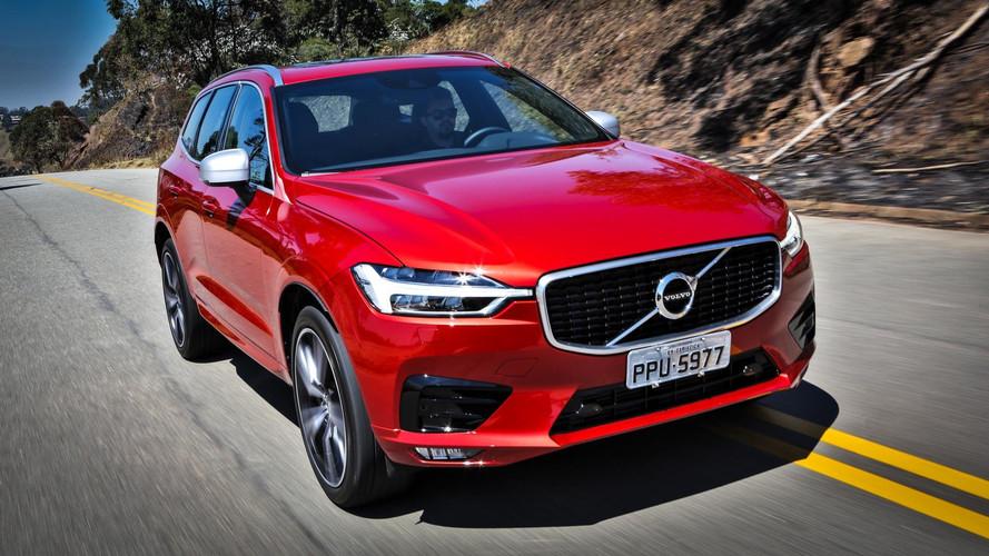 SUVs premium mais vendidos – Modelos da Volvo são destaque em setembro