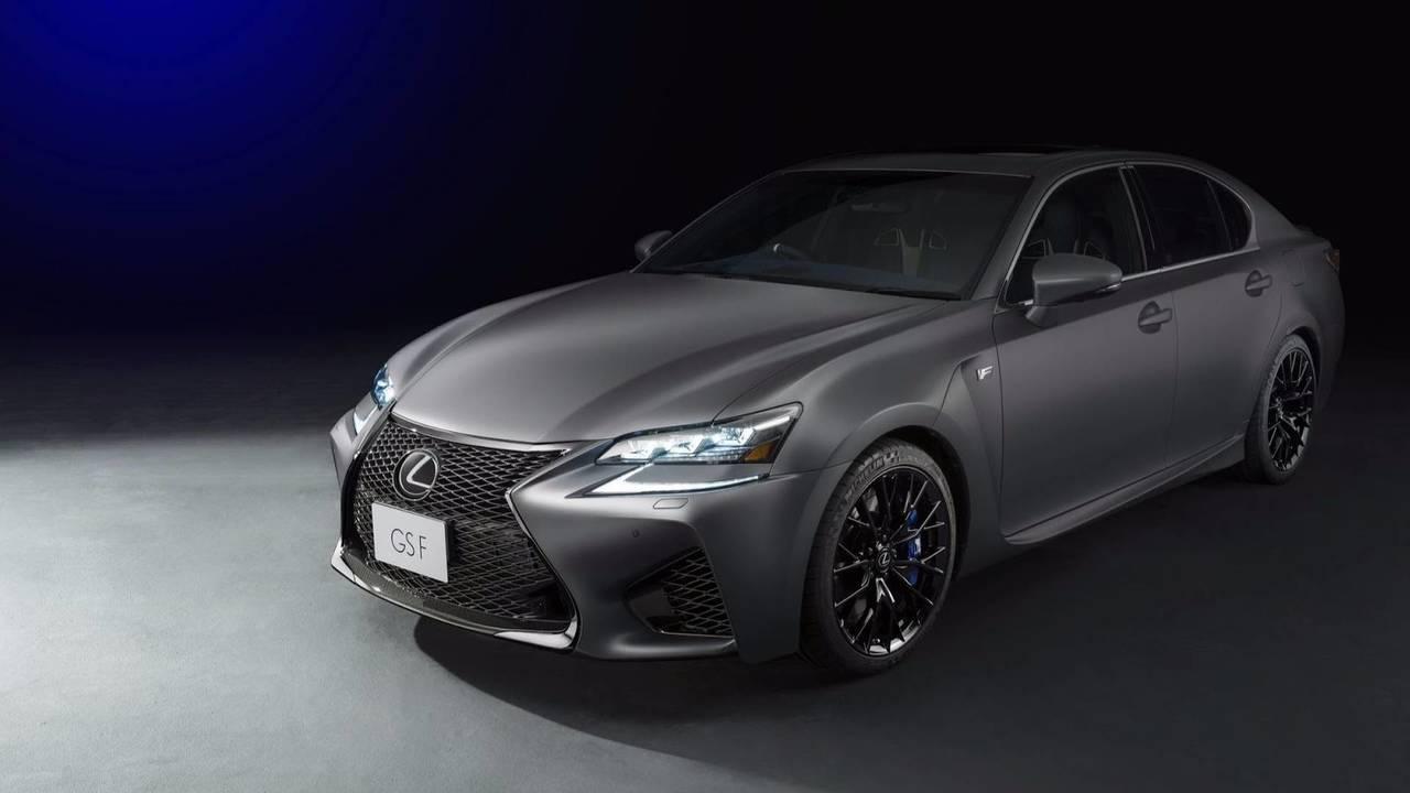 Lexus GS F Tokyo