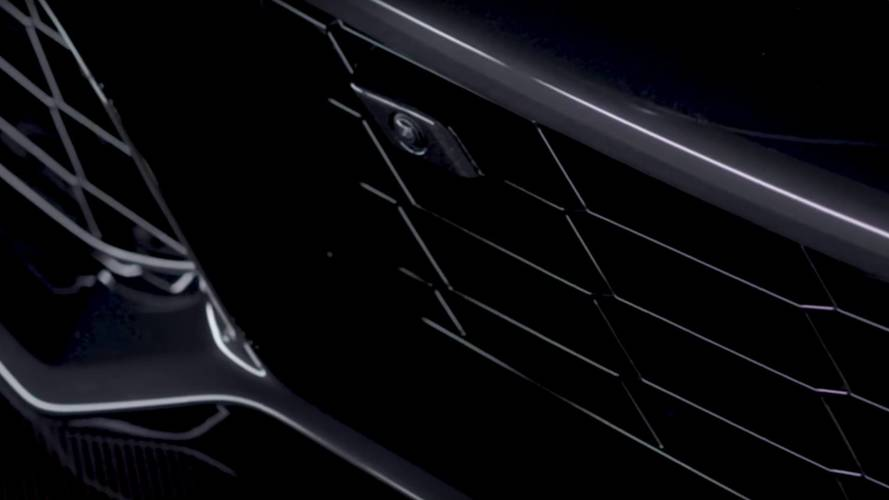 2018 Chevy Corvette ZR1 teaser