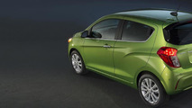 2016 Chevrolet Spark unveiled with 98 bhp