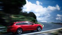 Mazda6 facelift