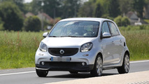 2016 Smart ForFour by Brabus spy photo