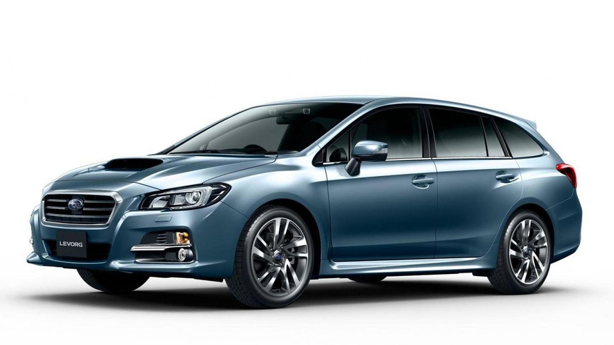 Subaru announces Levorg wagon due this fall in UK