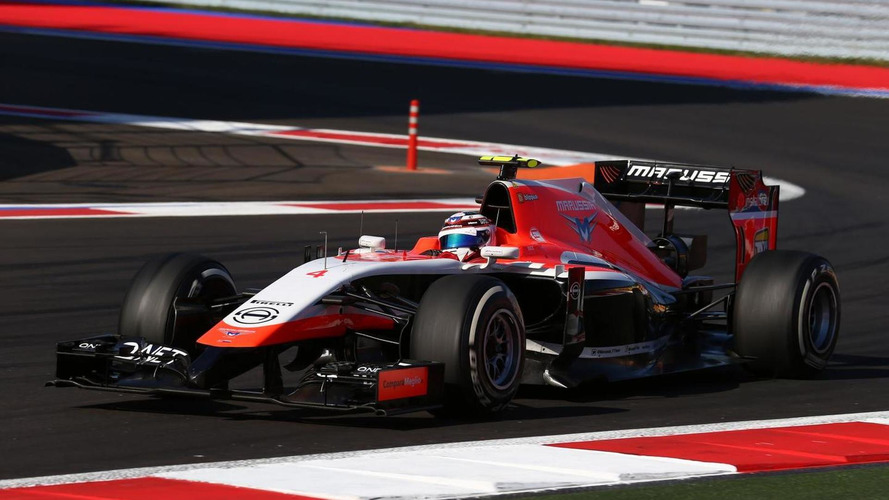 Marussia in 'advanced' rescue talks