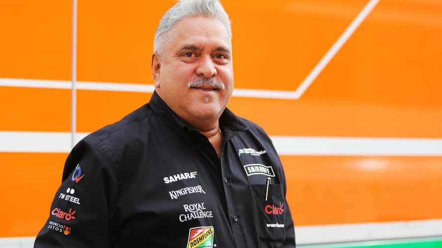 Mallya denies debt, jail hurting Force India image