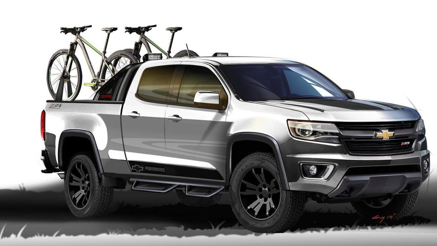 Chevrolet Colorado to gain performance parts & plenty of special editions